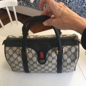 Vintage Boston Gucci Bag